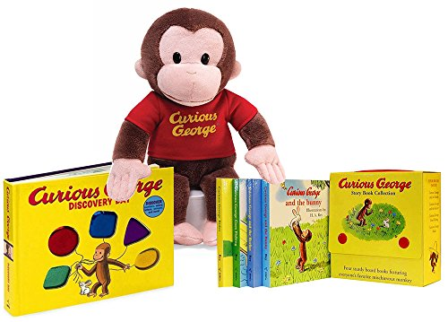 Curious George Pull - 4