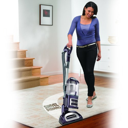 Shark Navigator Lift-Away Deluxe Upright Vacuum, Purple (NV361PR) by SharkNinja (Image #2)