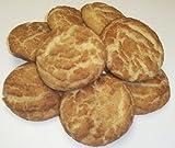 Scott's Cakes Snikerdoodle Cookies in a 1 Pound White Box
