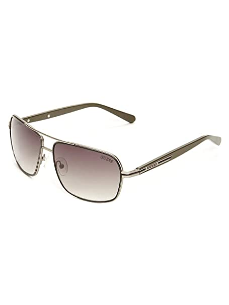 Amazon.com: GUESS Factory - Gafas de sol con doble forro ...
