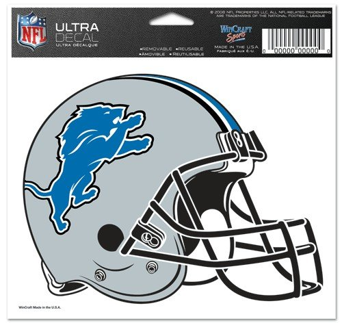 Lions Team Helmet (Detroit Lions Team Logo 5