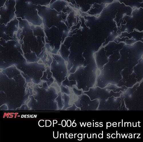 Mst Design Wassertransferdruck Folie I Cdp 006 Premium Serie Perlmut