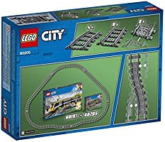 Amazon Com Lego City Tracks 60205 Building Kit 20 Pieces Toys Games