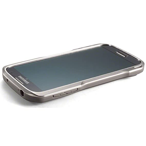 online store d9f11 73b0c Element Eclipse Case for Samsung Galaxy S4 - Retail Packaging - Gray/Silver