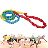 Aufee Children Colorful Rope, Children Colorful