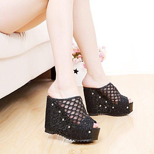 sexy estate e scarpe di pantofole Personalità di party FLYRCX pendenza lady moda raffreddare c le twzSWq