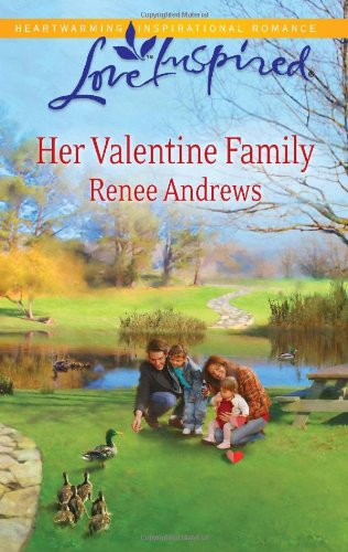 book cover of Her Valentine Family