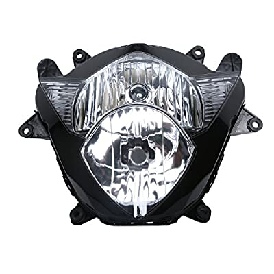 XMT-MOTO Motorcycle Headlight Headlamp Assembly For Suzuki GSX650F KATANA 2008-2009