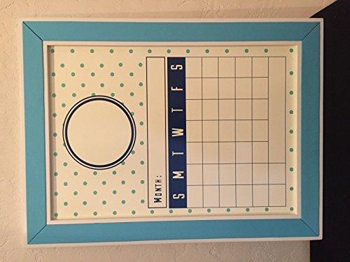 Preppy Dot Calendar (Preppy Dots)