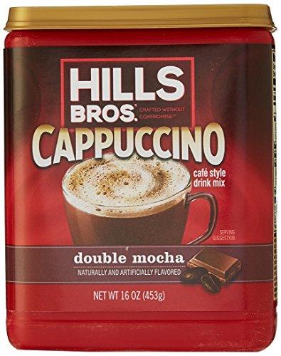 hills-bros-coffee-double-mocha-cappuccino-160-ounce