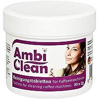 Ambi Clean pastillas de limpieza para cafeteras automáticas
