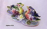 Chinese Porcelain Mandarin Ducks