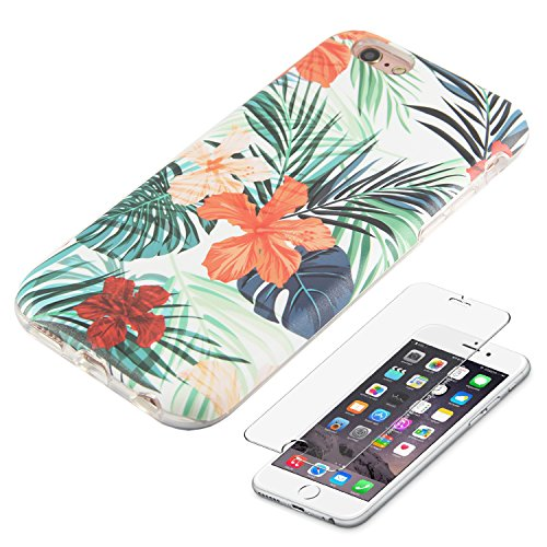 Spring Floral Protective Tempered Protector product image