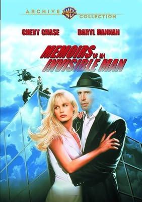 Memoirs of an Invisible Man (DVD-R)