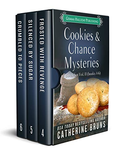 Cookies & Chance Mysteries Boxed Set Vol. II (Books 4-6) by [Bruns, Catherine]