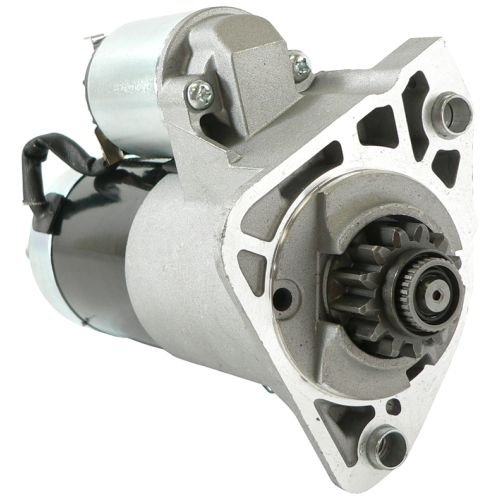 Db Electrical Smt0260 Starter For Nissan 4.0L 4.0 Frontier Pickup & Xterra 05 06 07 08 09 10 11 12 13 14 15/ Pathfinder 2005-2012 / Equator 2009-2012 /23300-EA200, 23300-EA20A, 23300-EA20AR