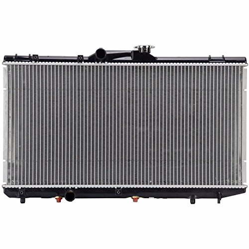 (Klimoto Brand 1409 New Radiator For Corolla 93-97 Prizm 93-97 1.6 1.8 L4)