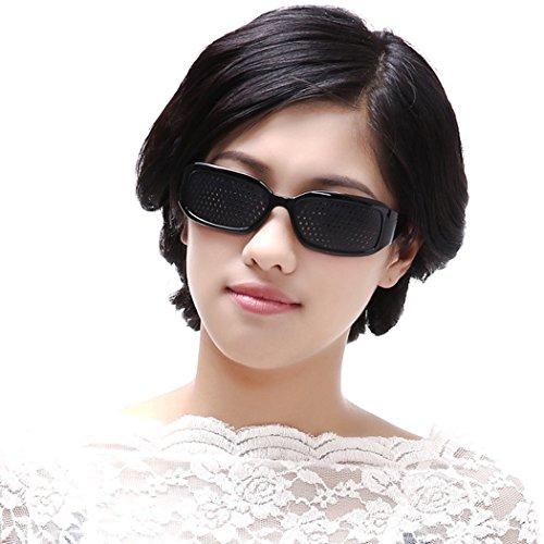 B bangcool 2-Pack Vision Correction Glasses Anti-Fatigue Glasses Vision Care Eyesight Improver Glasses (2pc)