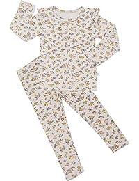 Baby Boys Girls Pajama Set 6M-8T Kids Cute Toddler Snug fit Pjs Cotton Sleepwear