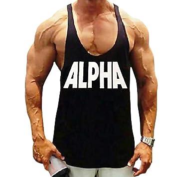 4f384279b89a4b Amazon.com  Flexz Fitness Alpha Singlet