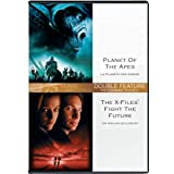 Planet of the Apes / The X-Files: Fight the Future