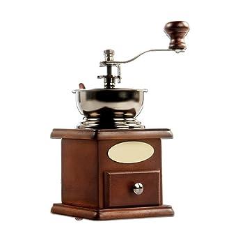 JIANGU, Máquina de café, molinillo de café, máquina de café a mano, molinillo de mano, molinillo hecho a mano: Amazon.es: Hogar