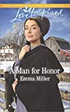 img - for A Man for Honor (The Amish Matchmaker) book / textbook / text book