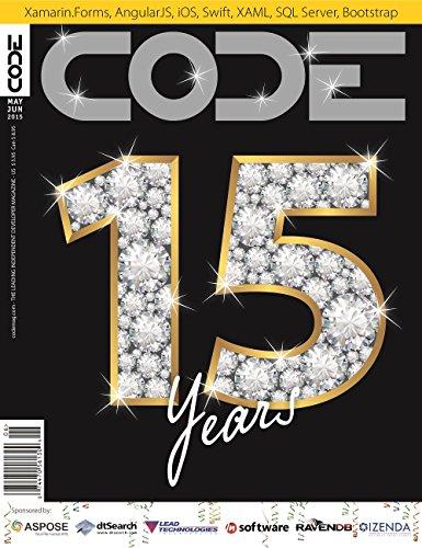 CODE Magazine - 2015 May/Jun
