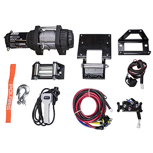 Polaris 2879335 HD Winch - 3500 lb. Load Capacity