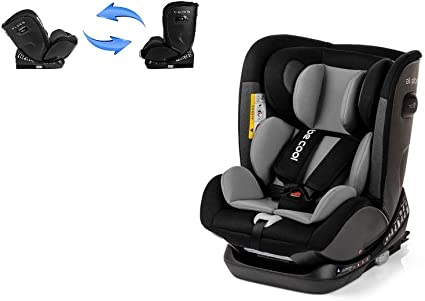 Be Cool by Jane Seggiolino auto isofix All Aboard SPS gruppo 0+1-2
