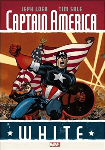 Image result for Captain America: White by Jeph Loeb and Tim Sale