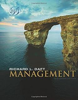 Management richard l daft 9781285068657 amazon books management loose leaf version fandeluxe Choice Image