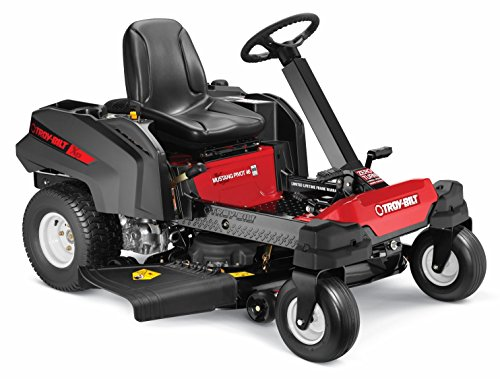 Troy-Bilt 22HP 725cc Twin Cylinder Transmission 46-Inch Pivot Zero Turn Mower