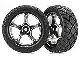 Traxxas Bandit Best Deals - Traxxas 2479R Anaconda Tires Pre-Glued on 2.2