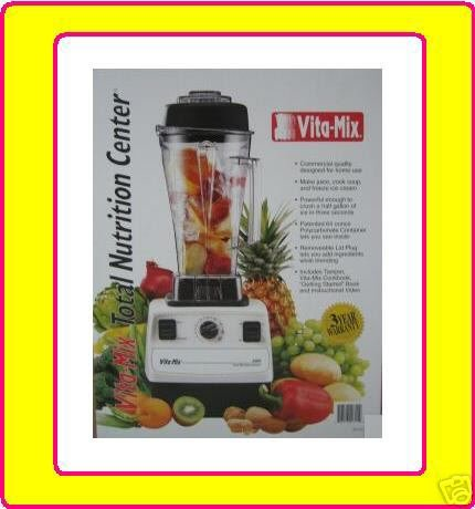 Vita-mix 5000 Super Powerful VitaMix Kit Commercial for sale  Delivered anywhere in USA