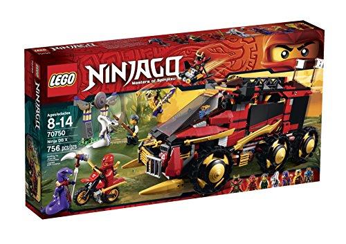 LEGO Ninjago Ninja DB X Toy (Ninjago Lego Season 4 Sets)