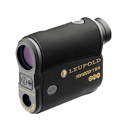 Leupold RX-1200i TBR Compact Digital Laser Rangefinder With 119360 by Unknown