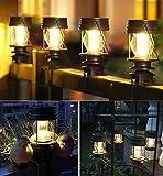 Obell Hanging Solar Lights 2 Pack Outdoor Garden
