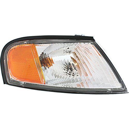 Corner Light compatible with Nissan Altima 98-99 Corner Lamp RH Assembly Right Side