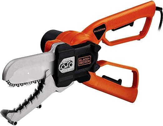 Noir Et Decker GK1000 sans fil Alligator tronçonneuse Lopper Sécateur GKC1000L-GB
