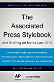 img - for Associated Press Stylebook 2015 and Briefing on Media Law book / textbook / text book