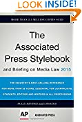 #8: Associated Press Stylebook 2015 and Briefing on Media Law