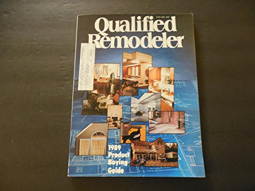 Qualified Remodeler Jan 1989 Product Buying - Glasses Guide Buying