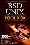 BSD Unix Toolbox, Christopher Negus and Francois Caen, 0470376031