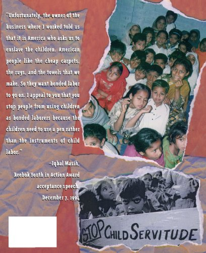 Iqbal Masih and the Crusaders Against Child Slavery by Brand: Henry Holt and Co. (BYR) (Image #1)