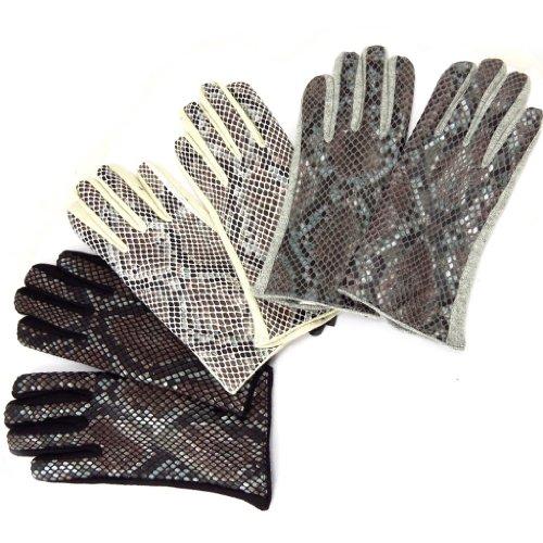 主張促進する優先権[リリーの宝 (Les Tresors De Lily)] (Clothilde コレクション) [K6759] 手袋 マルチカラー