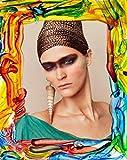 Carmen Kass 18X24 Gloss Poster #SRWG468360