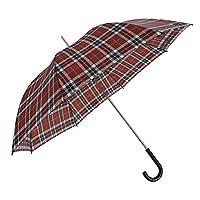X-brella Non-Folding Umbrella (One Size) (Brown)