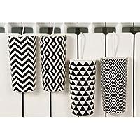 4 pz umidificatore bianco e nero stile moderno set 4 pezzi umidificatori termosifone radiatore vaporizzatore acqua riscaldamento ornamento decorazione casa