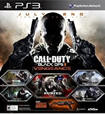 Amazon.com: Call of Duty Black Ops II: Vengeance DLC - PS3 [Digital on